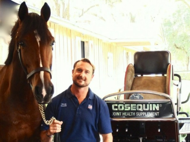 COSEQUIN PRESENTS OTTB SHOWCASE:  TRAINER TIPS WITH CHESTER WEBER