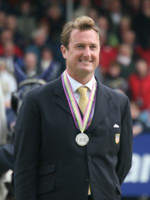 Chester Weber: The Ideal Candidate FEI Athletes Committee Combined Driver Chester Weber Can Bring Commitment, Experience at Every Level of the Sport and a Global Perspective