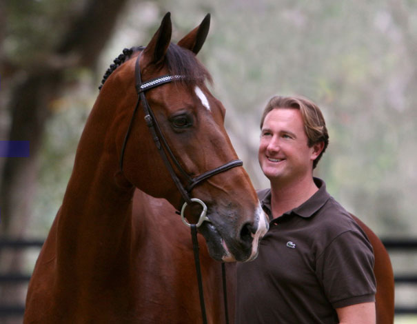 Weber's Jamaica Among Inaugural Inductees to EQUUS Foundation/USEF Horse Stars Hall of Fame